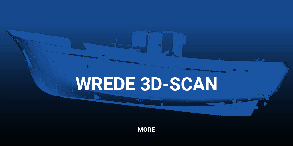 Wrede Technologies 3-D Scan